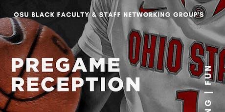 Black F.A.M OSU Basketball Game Social Night tickets
