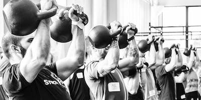 Kettlebell Double Trouble - Double Kettlebell Skills and Complexes