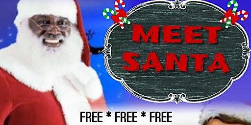 Meet Black Santa