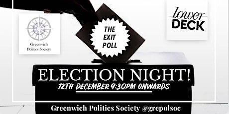POLSOC Election Night 2019 tickets