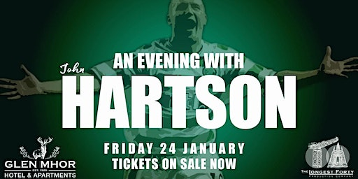An Evening with John Hartson