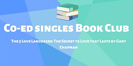 BOOK CLUB- 5 Love Languages tickets