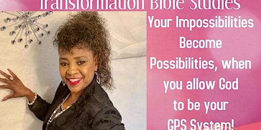 Women's Happy Hour Transformation Bible  Study
