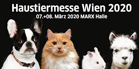 Haustiermesse Wien 2020 Tickets