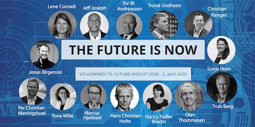 FUTURE INSIGHT 2030