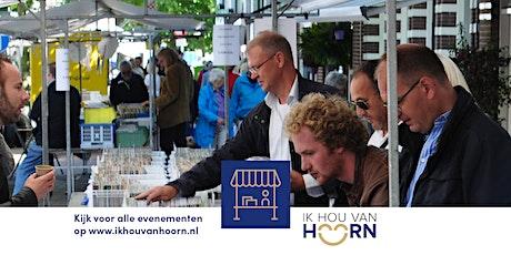 Woensdagmarkt Moet je eens Hoorn! tickets