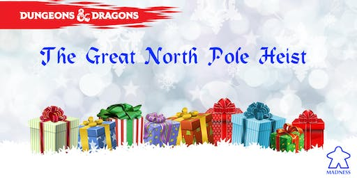 The Great North Pole Heist