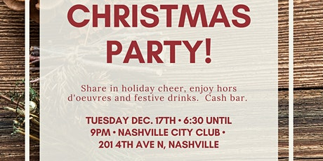 Davidson County Republican Party Christmas Event tickets