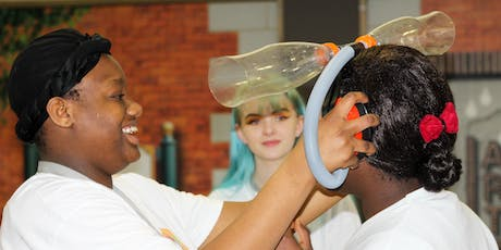 Nottingham Festival of Science and Curiosity Launch tickets