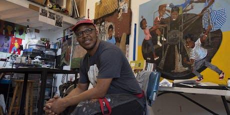 Artist Talk: Melvin Nesbitt Jr. tickets