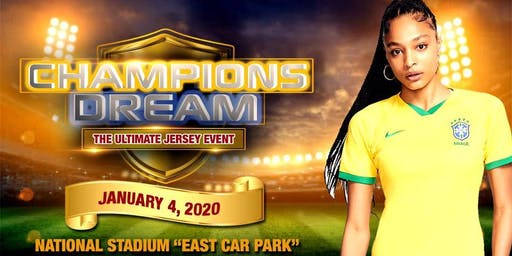"Champions Dream ""The Ultimate Jersey Event"""