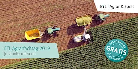 ETL Agrarfachtag Brand-Erbisdorf 23.01.2020 Tickets