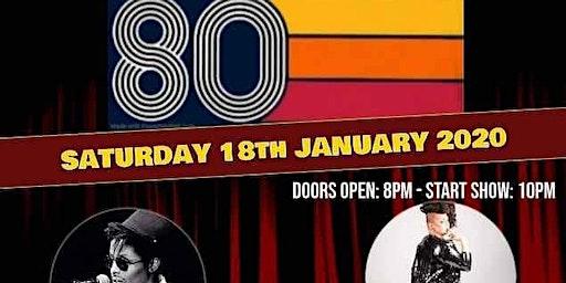Retro Return To 80s Party