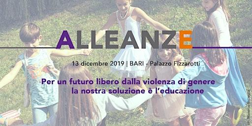 Alleanze - un presidio SAFE a Bari
