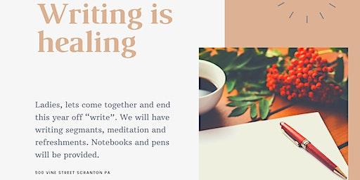 Writing Is Healing