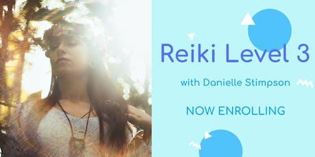 Reiki Master Practitioner (Level 3) tickets