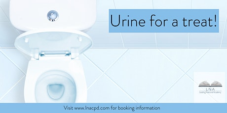 Urine for a treat!! tickets