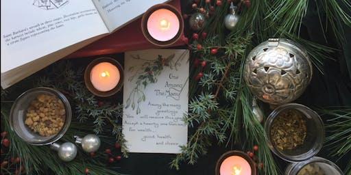 Herbs for Solstice Magic