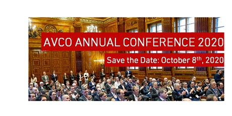 AVCO Annual Conference 2020 billets