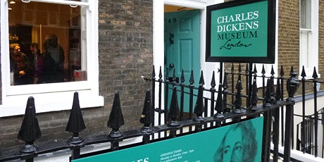 Charles Dickens Museum workshop: 'Inside a Christmas Carol' tickets