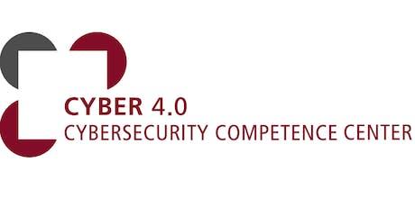 Cyber 4.0: presentazione del Competence Center per la cyber security biglietti