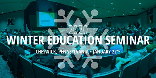 Winter Education Seminar in Cheswick, Pennsylvania