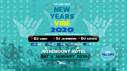NEW YEARS VIBE tickets