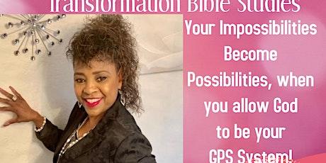 Women's Power Hour Transformation Bible  Study tickets