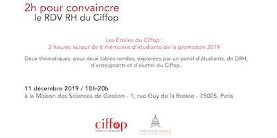 2h pour convaincre - Les Étoiles du Ciffop 2019