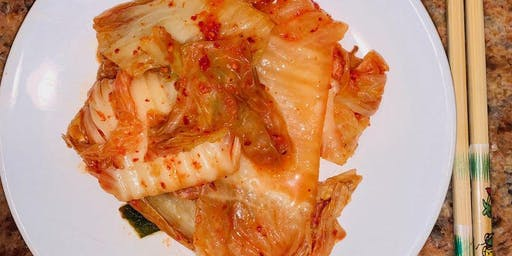 Kimchi Cooking Class