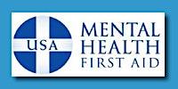 ADULT MENTAL HEALTH FIRST AID - FREE (Greater North Penn Region)