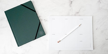 Goal Planning for the Year Ahead tickets