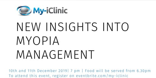 New Insights into Myopia Management
