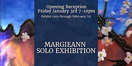 Margieann Solo Exhibition tickets
