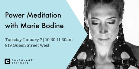 Guided Power Meditation Class tickets