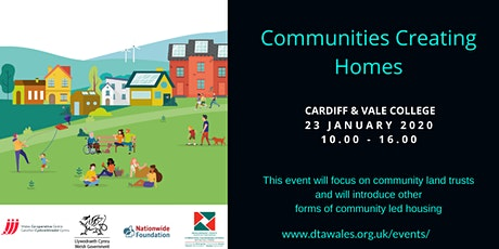 Communities Creating Homes tickets