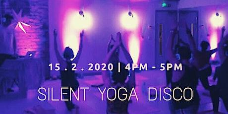 Silent Yoga Disco tickets