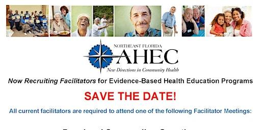 Recruiting Facilitators for Senior Wellness Programs (Contracted/Paid)
