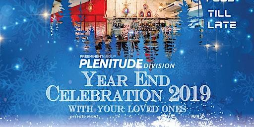 Plenitude Division Year End Celebration 2019