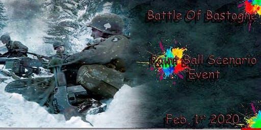 Battle of Bastogne Paintball Scenario @ The Swamp Fun Park