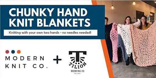 Blankets + Brews at Tilion Brewing