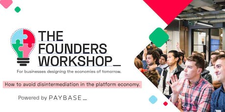 Welcome to the Founders' Workshop tickets