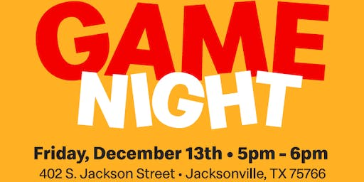 RMHC Round-Up Event: Community Game Night