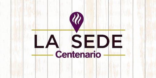 Inauguración Sede Centenario