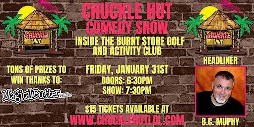 Chuckle Hut Comedy Show - Punta Gorda