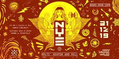 NYE 19 - HOLY21