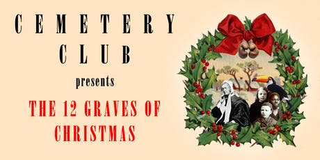 The 12 Graves of Christmas tickets