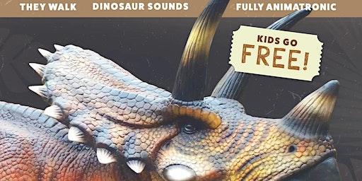 Jurassic Wonder Dinosaur Show / Expo