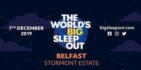 The World's Big Sleep Out tickets
