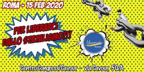 Assemblea Costitutiva Liberisti Italiani biglietti